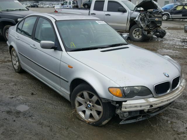 2002 BMW 325 2.5L