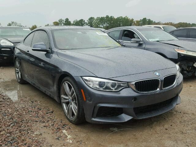 2014 BMW 435 3.0L