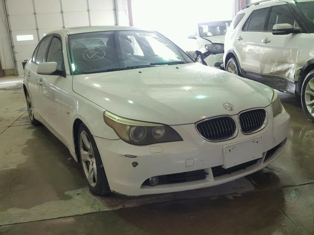 2007 BMW 530 I 3.0L