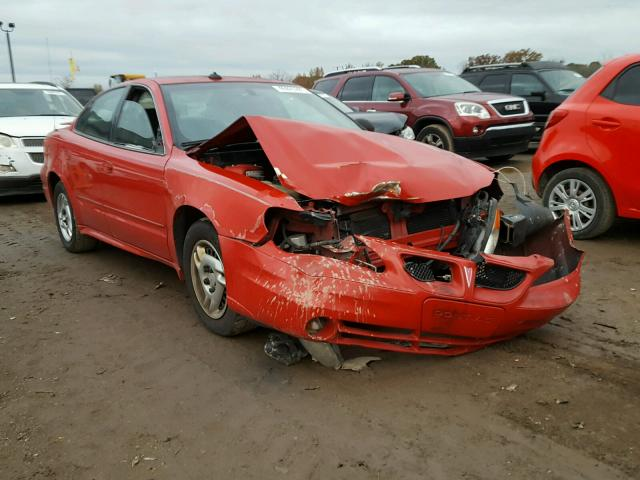 2003 PONTIAC GRAND AM 2.2L