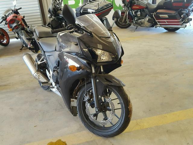 2015 HONDA CBR500 R 2