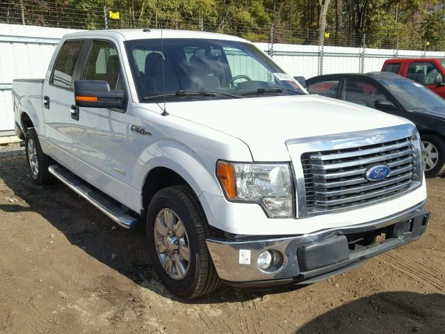 2011 FORD F150 3.5L