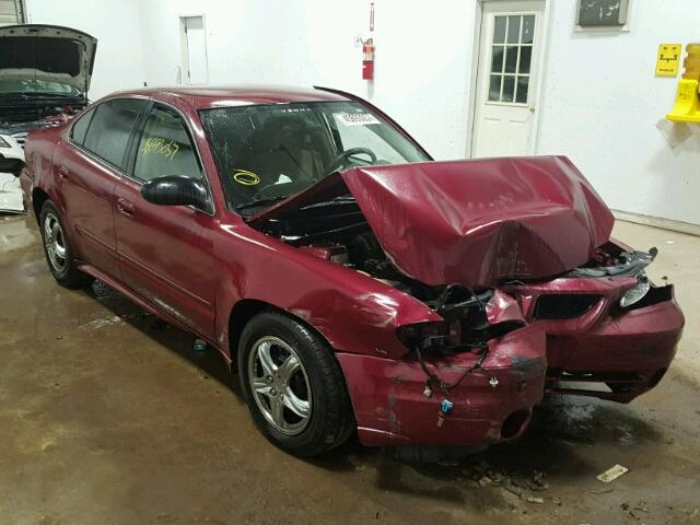 2005 PONTIAC GRAND AM 3.4L