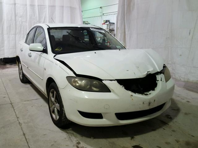 2004 MAZDA 3 2.0L