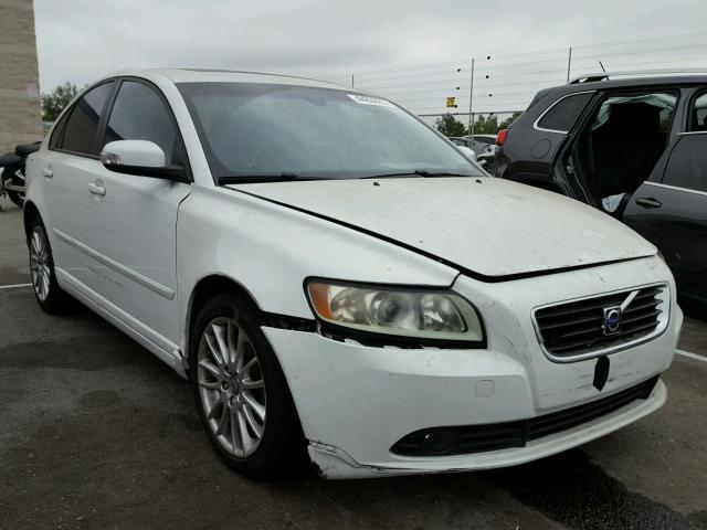 2009 VOLVO S40 2.4L