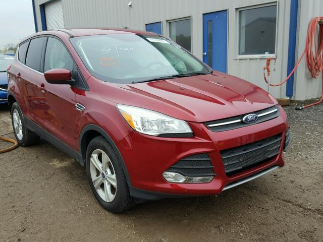 2016 FORD ESCAPE 2.5L