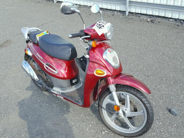 2007 KYMCO USA INC PEOPLE 50 1