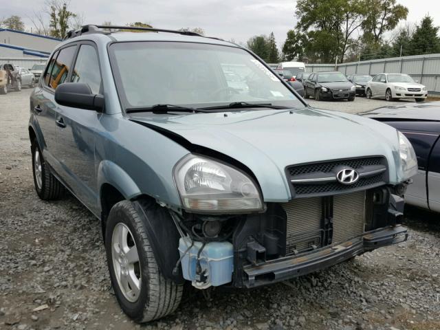 2006 HYUNDAI TUCSON 2.0L