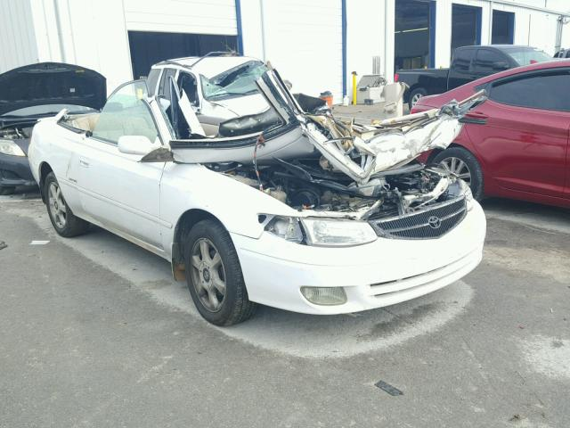 1999 TOYOTA CAMRY SOLA 3.0L