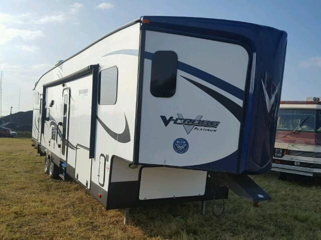 2014 FORE VCROSS TRL