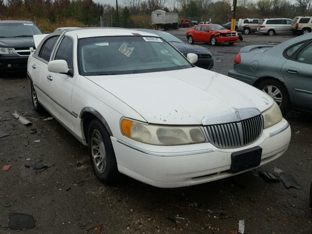 2001 LINCOLN TOWN CAR S 4.6L