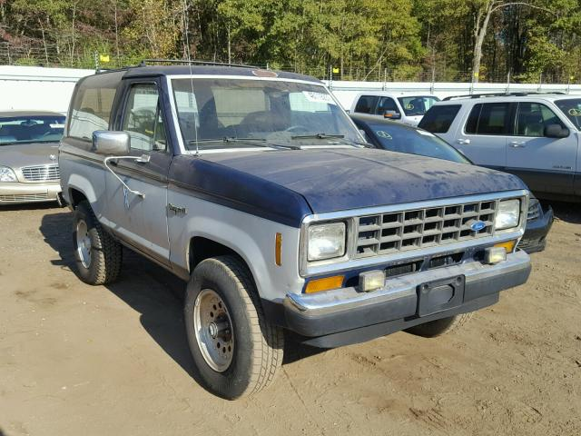 Auto Auction Ended On Vin 1fmcu14t8jub54988 1988 Ford Bronco Ii In Rhautobidmaster: 1988 Ford Bronco Vin Number Location At Elf-jo.com