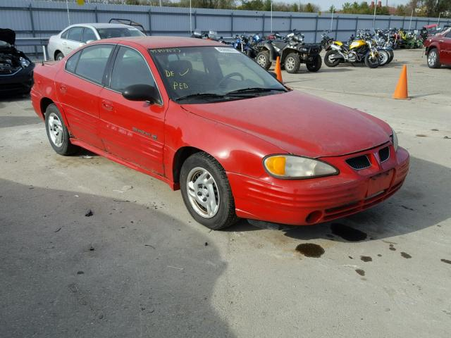 2000 PONTIAC GRAND AM 2.4L