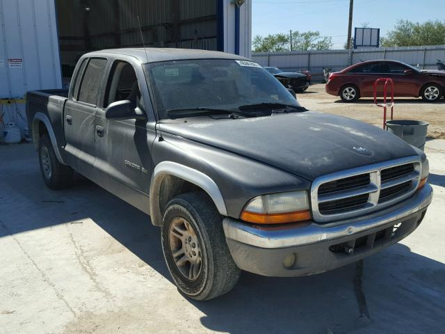 2002 DODGE DAKOTA 4.7L