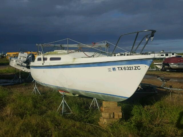 Salvage 1981 Macg MARINE LOT for sale