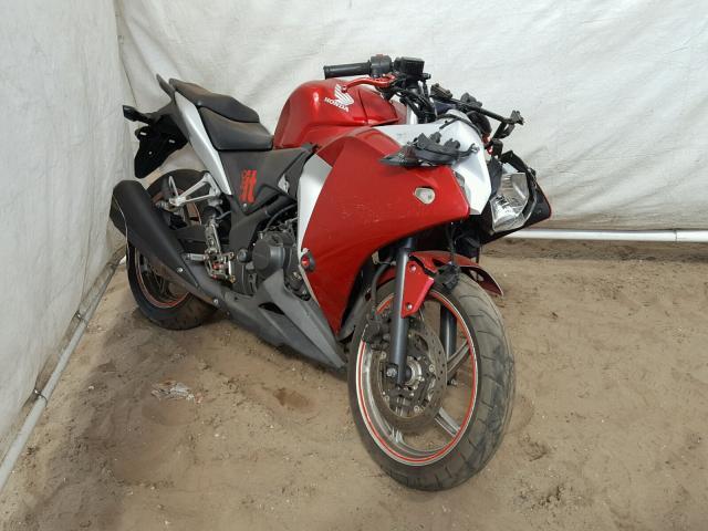 2011 HONDA CBR250 1