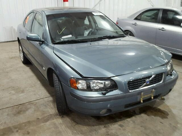 2004 VOLVO S60 2.5L