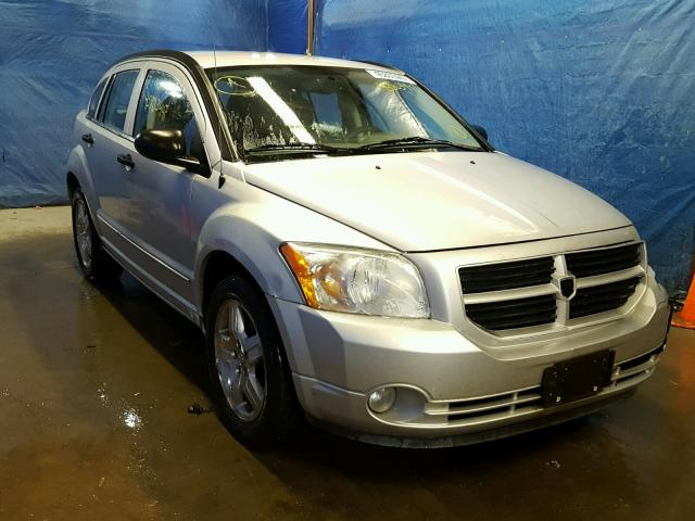 2007 DODGE CALIBER SX 2.0L