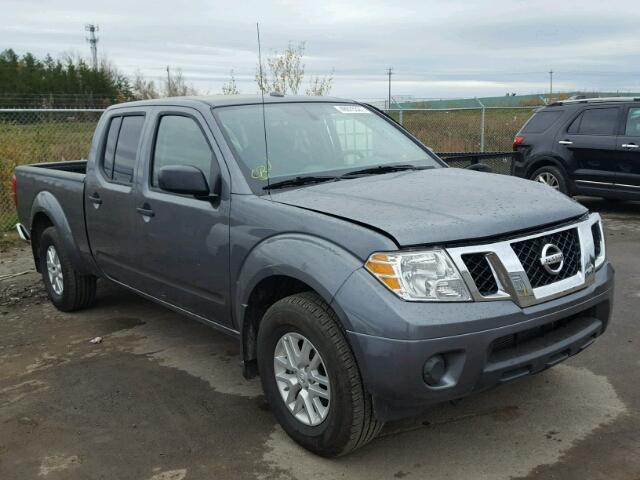 2017 NISSAN FRONTIER 4.0L