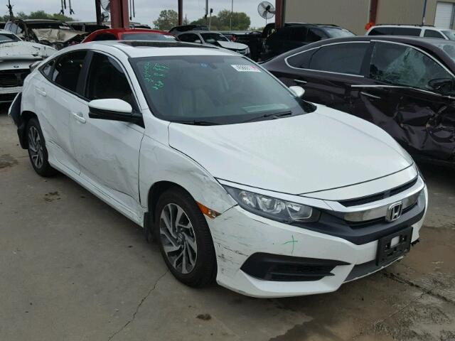 2016 HONDA CIVIC 2.0L