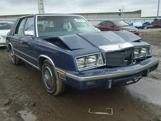 1987 CHRYSLER NEW YORKER 2.5L