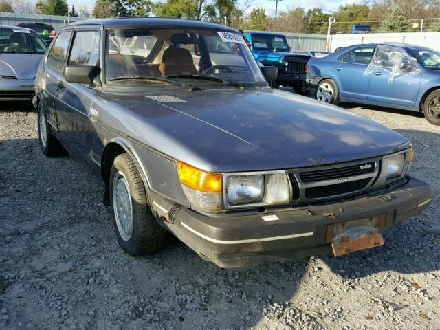 1984 SAAB 900 2.0L