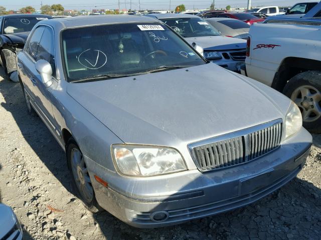 2005 HYUNDAI XG 350 3.5L