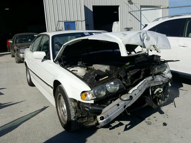 2001 BMW 740 I AUTO 4.4L