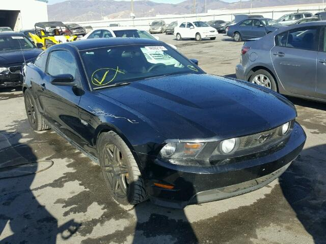 2011 FORD MUSTANG 5.0L