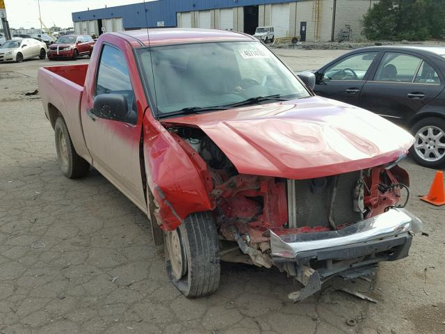 2005 CHEVROLET COLORADO 2.8L