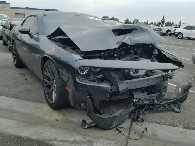 Auto Auction Ended On Vin 2c3cdzdj0gh255573 2016 Dodge Challenger