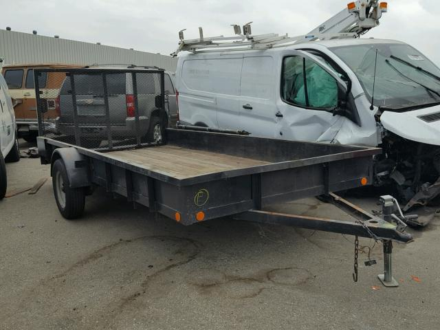 2005 UTILITY FLAT BED