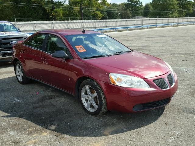 Auto Auction Ended on VIN: 1G2ZH57N594155586 2009 PONTIAC G6 GT in ...