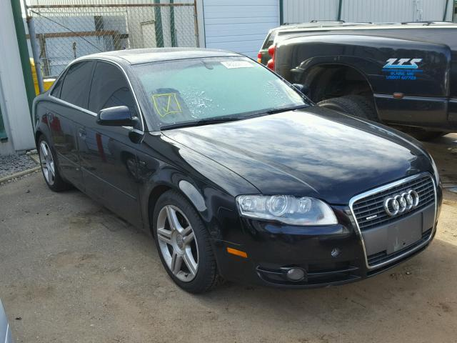 Auto Auction Ended On VIN WAUDFEA AUDI A T QU In - 2005 audi a4