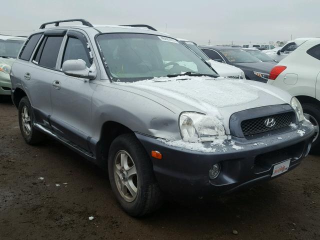 2004 HYUNDAI SANTA FE G 2.7L