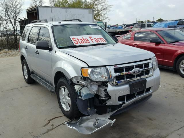 2012 FORD ESCAPE 3.0L