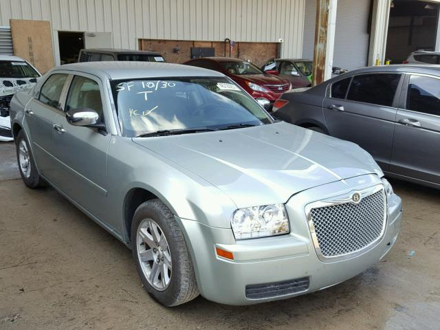 2006 CHRYSLER 300 2.7L