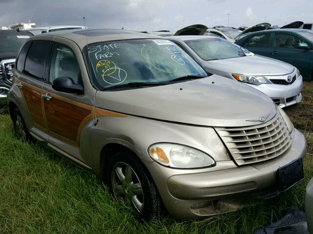 2004 CHRYSLER PT CRUISER 2.4L