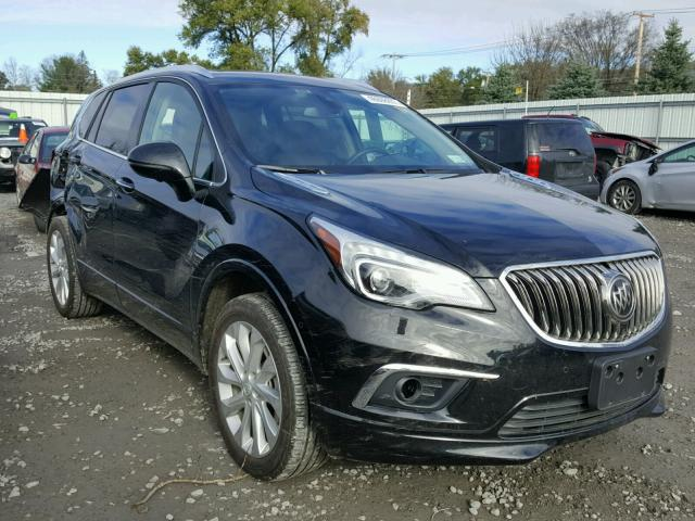 2017 BUICK ENVISION 2.0L