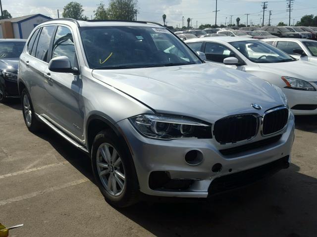 2015 BMW X5 3.0L