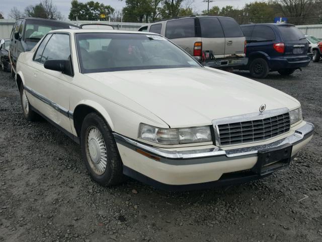 Auto Auction Ended on VIN: 1G6EL13B6NU621956 1992 CADILLAC ELDORADO