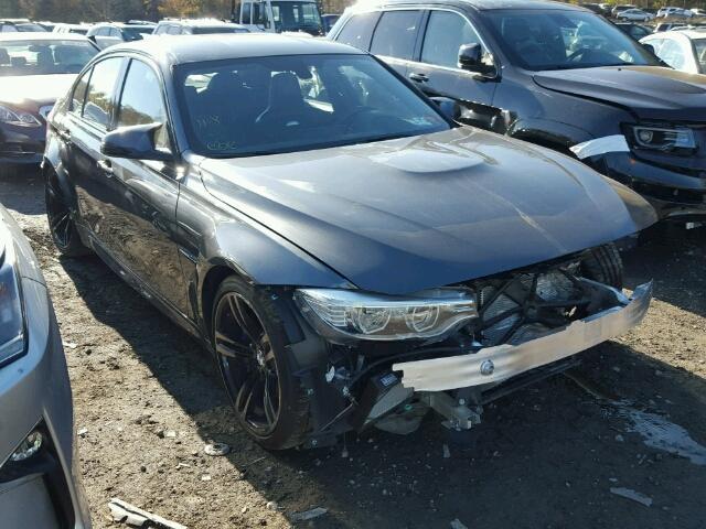 2017 BMW M3 3.0L