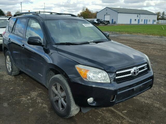 2008 TOYOTA RAV4 LIMIT 3.5L