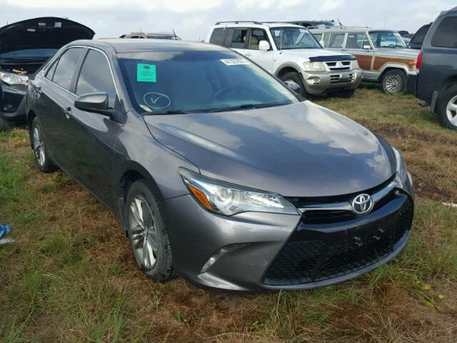 2016 TOYOTA CAMRY 2.5L