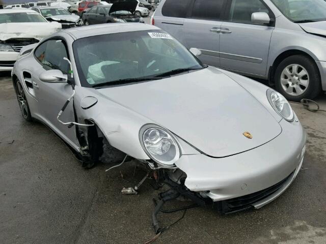 2007 PORSCHE 911 3.6L
