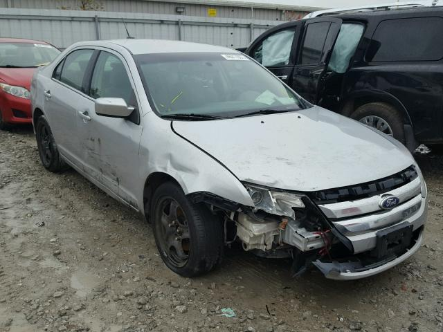 3fahp0hg4ar333681 2010 ford fusion se 30l left view