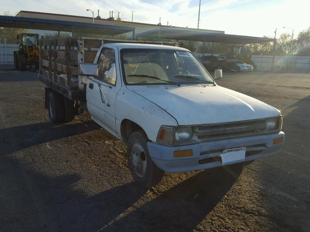 1989 TOYOTA PICKUP CAB CHASSIS SUPER LONG WHEELBASE For Sale