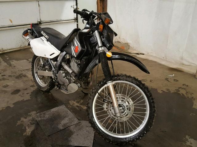 2007 SUZUKI DR650 SE 1