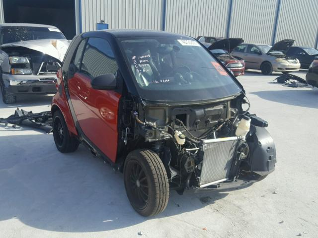 2008 SMART FORTWO PUR 1.0L