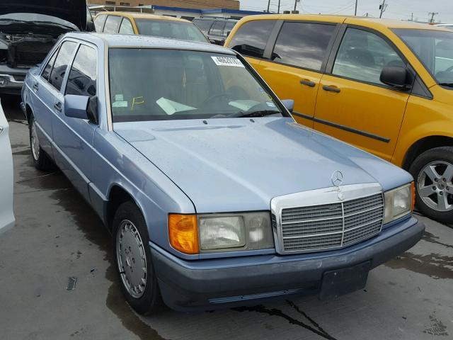 1992 MERCEDES-BENZ 190 E 2.6 2.6L